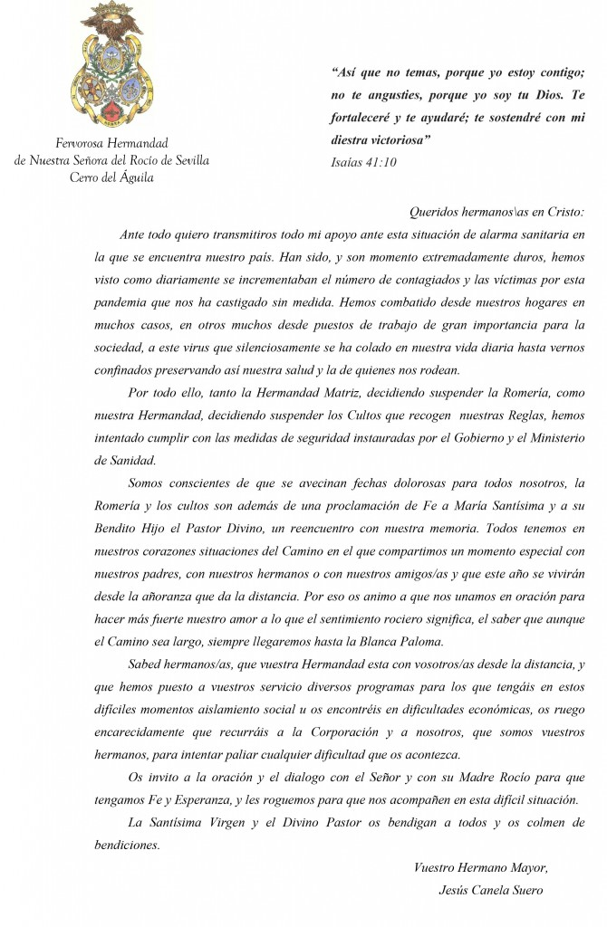 Microsoft Word - carta hermano mayor_confinamiento